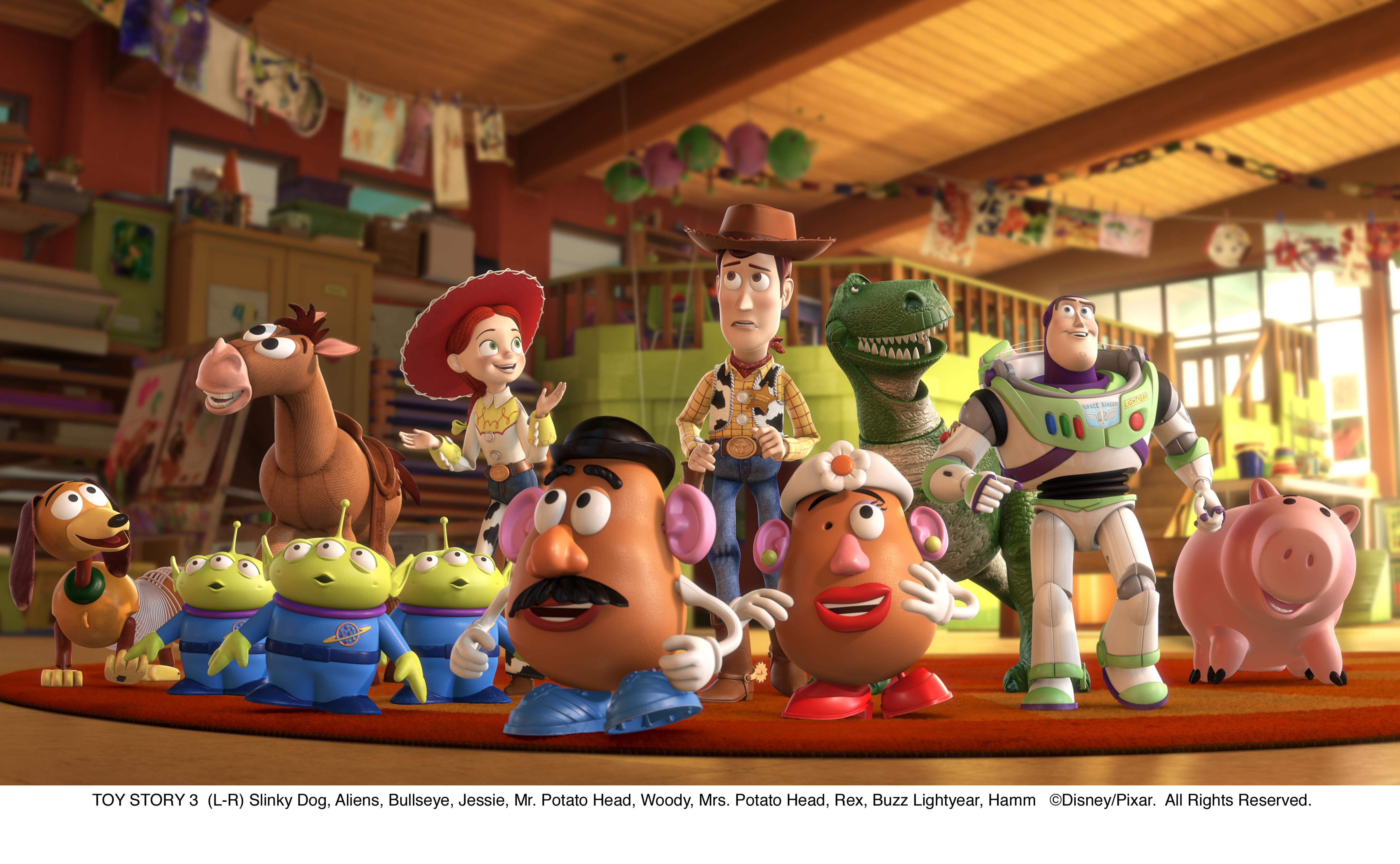 Смотреть онлайн бесплатно огромные игрушки 3 фотография