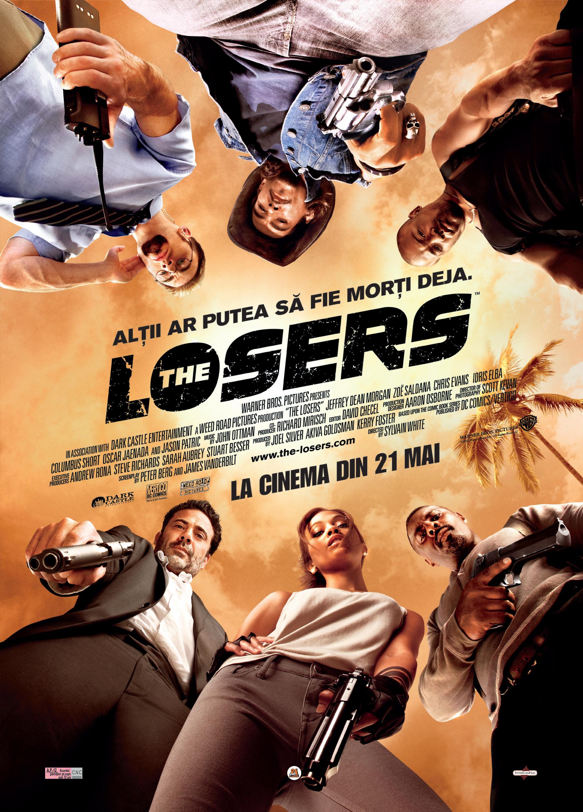 ლუზერები /Лузеры / The Losers (2010)/ luzerebi