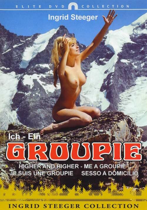 Афиша фильма Я - Группи (Ich - ein Groupie)-драма, эротика 1970.