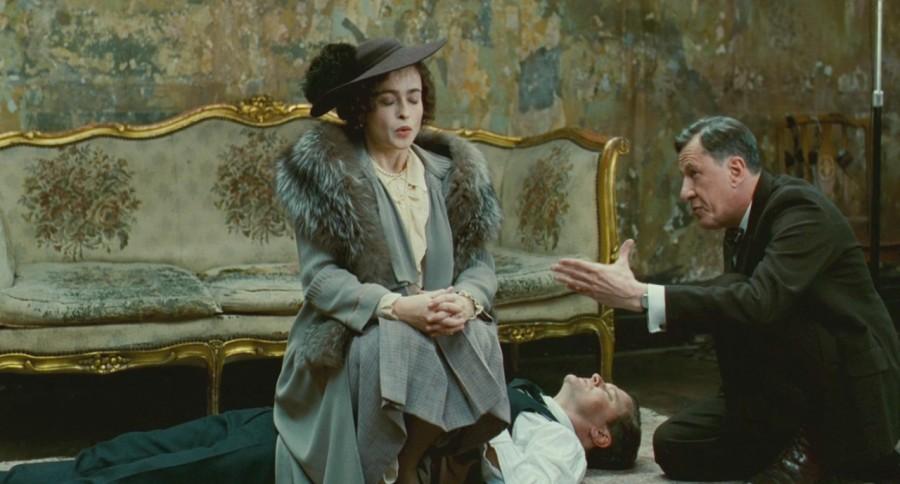 Триумфатор последнего Оскара фильм Король говорит! снимался там же